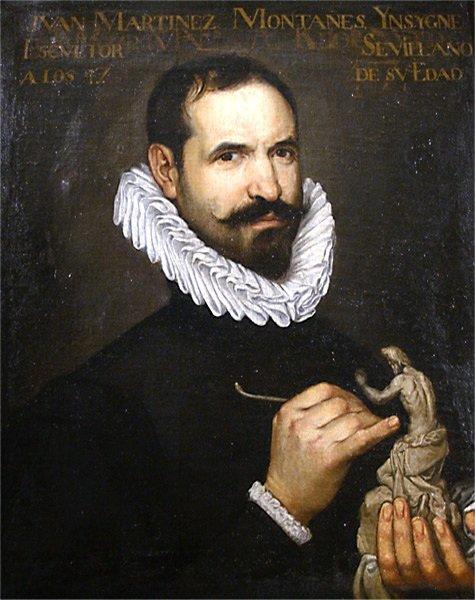 ¿Quién era Juan Martínez Montañés?