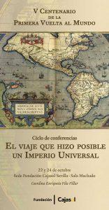 """Conferencia """"Juan Sebastián Elcano: Un mito, un hombre"""""""