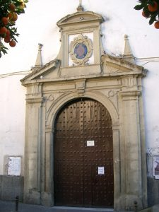 Presentación en el Convento de San Leandro