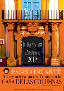 """Exposición """"Paseo de Arte: Arte y artesanía de Triana """""""
