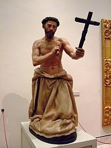 Santo Domingo de Guzmán Penitente