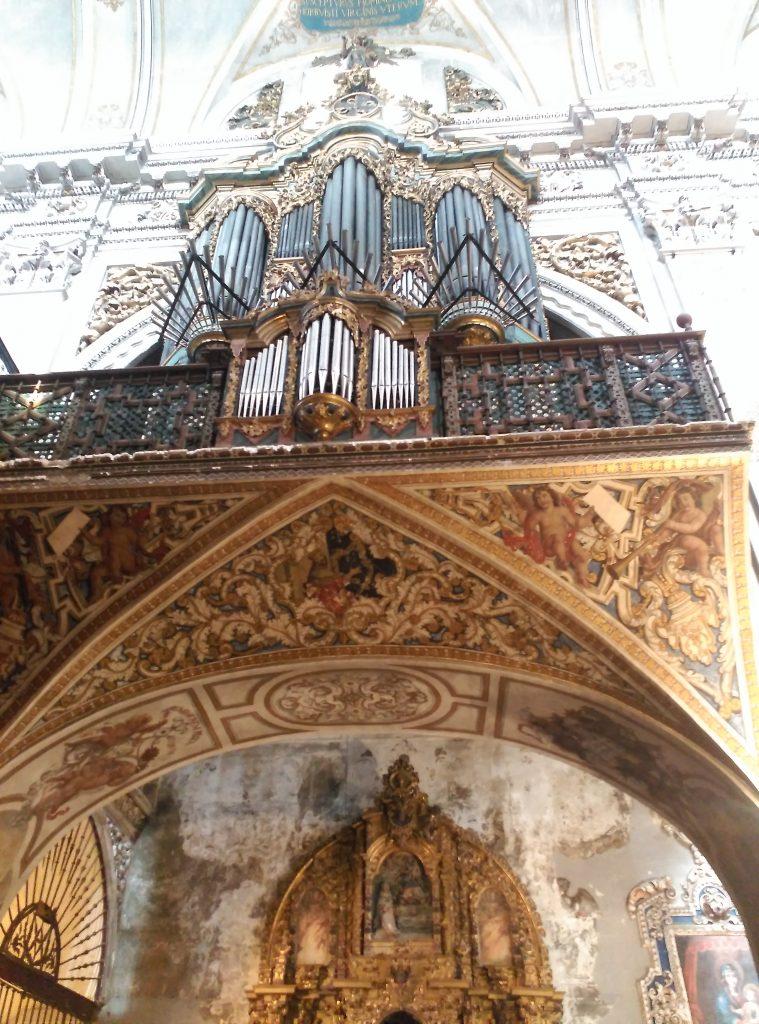 Visita a la Parroquia de la Magdalena