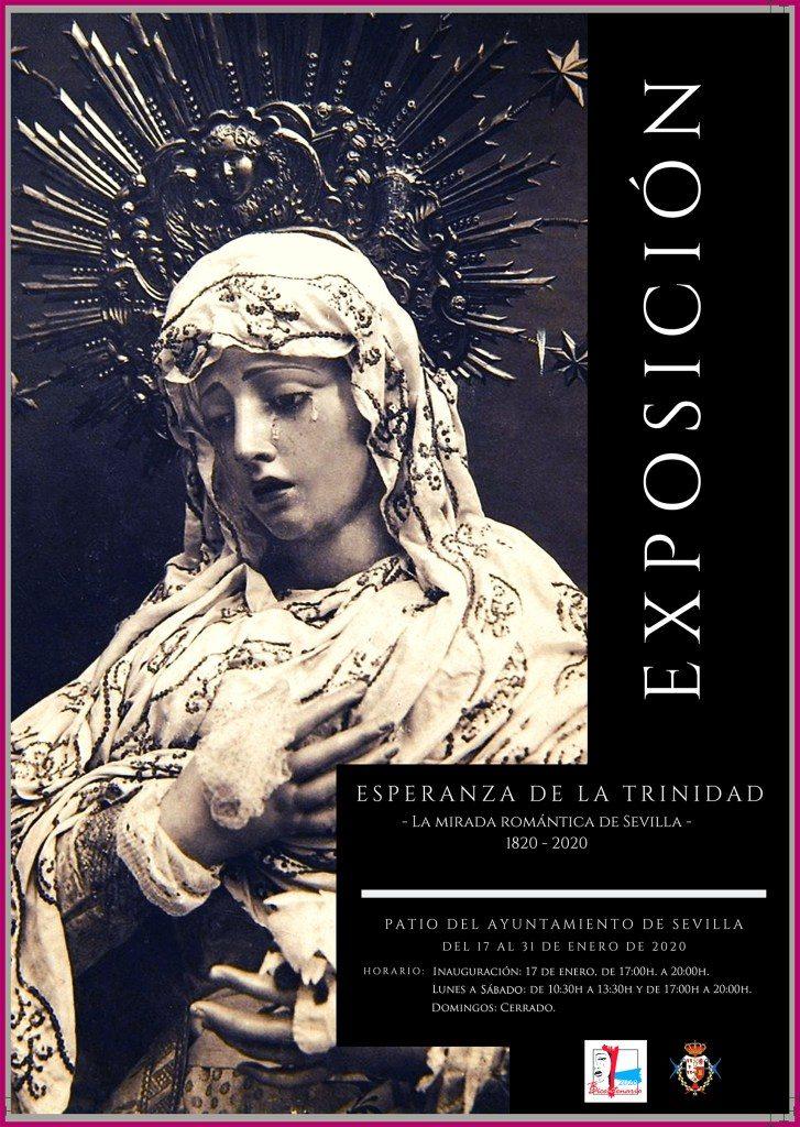 """Exposición """"Esperanza de la Trinidad. La mirada romántica de Sevilla"""""""