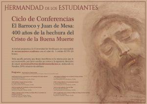 """Conferencia """"Intervenciones conservativas en el Crucificado de la Buena Muerte"""""""