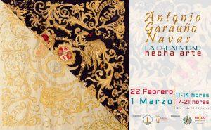 """Exposición """"Antonio Garduño Navas: La creatividad hecha arte"""""""