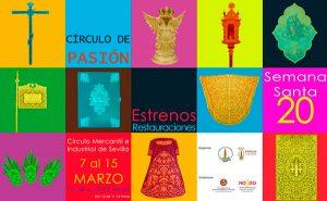"""Exposición """"Estrenos y restauraciones de la Semana Santa 2020"""""""