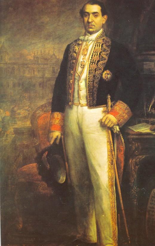 ¿Quién era José María Ybarra?