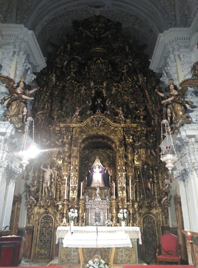 La Capilla Sacramental de la Parroquia de San Isidoro