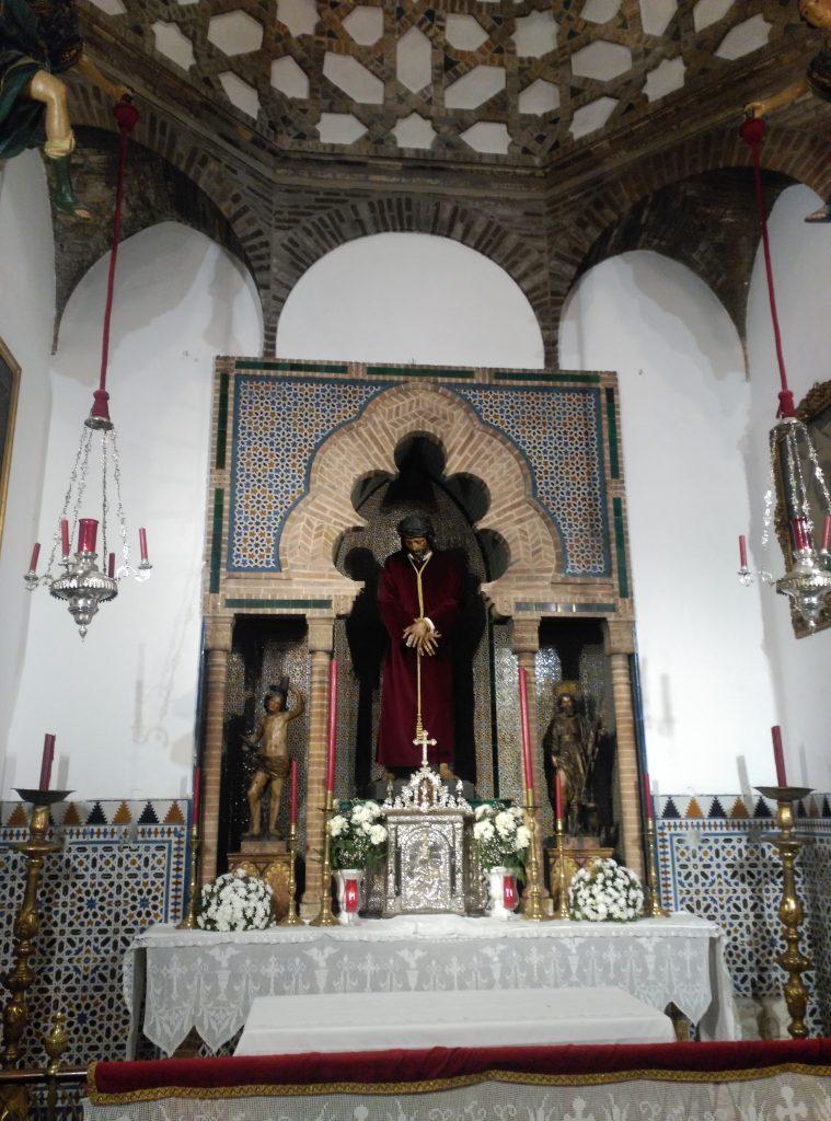La Capilla Sacramental de la Parroquia de San Pedro