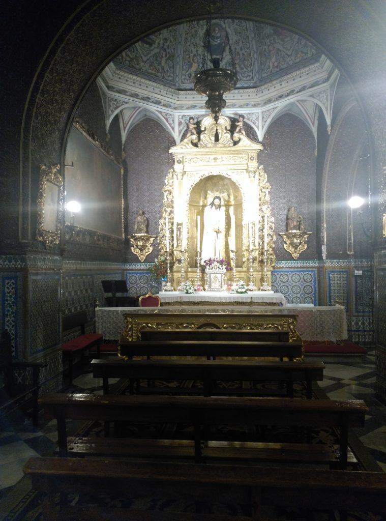 La Capilla Sacramental de la Parroquia de San Juan de la Palma
