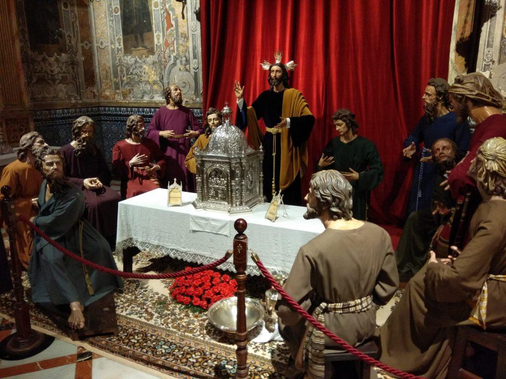La Capilla Sacramental de la Iglesia de los Terceros