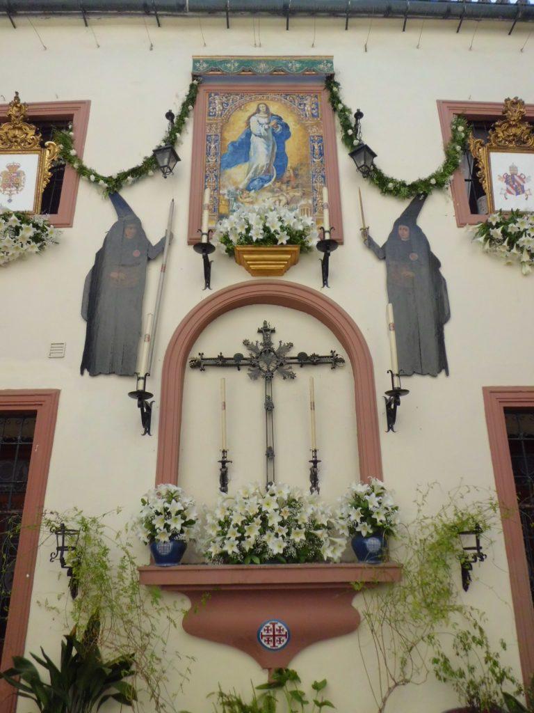 La Cruz de la Retama