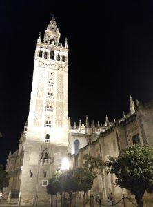 Visitas nocturnas a la Catedral