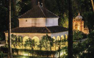 Visitas nocturnas teatralizadas en el Real Alcázar