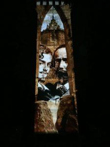 """Noches de Verano en el antiguo Convento de Santa Clara. Espectáculo """"Bécquer, la vigilia de un sueño"""""""