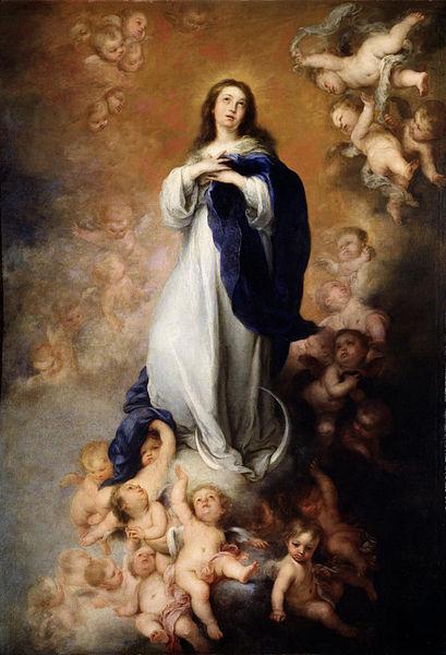 La Inmaculada Concepción de los Venerables