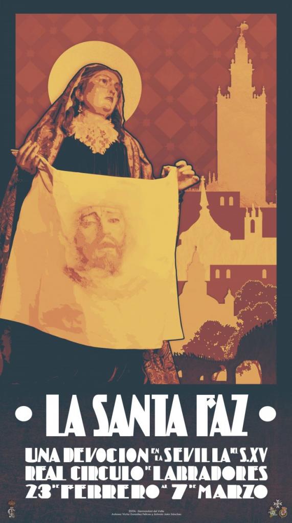 """Exposición """"La Santa Faz. Una devoción en la Sevilla del siglo XV"""""""