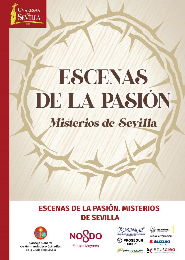 """Exposición """"Escenas de la Pasión. Misterios de Sevilla"""""""