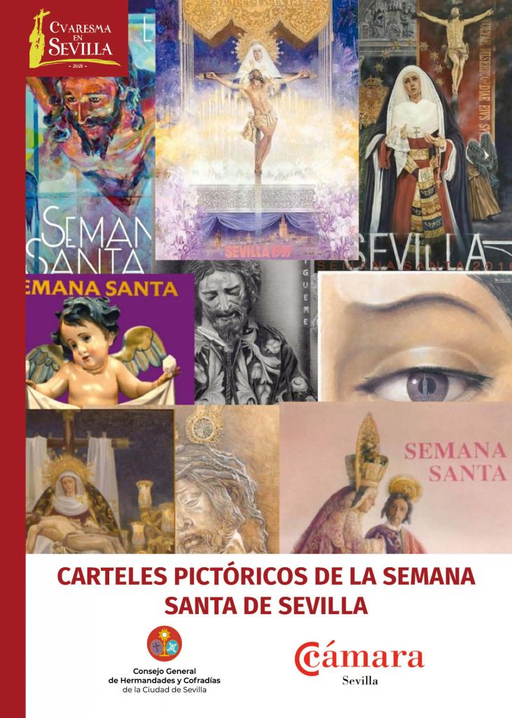 """Exposición """"Carteles pictóricos de la Semana Santa de Sevilla"""""""