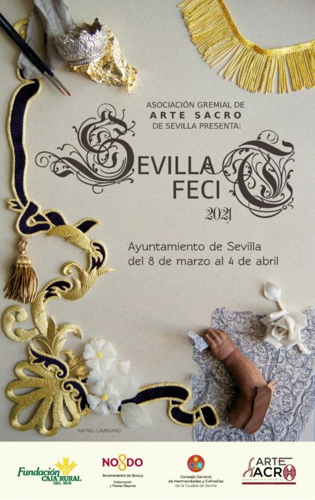 """Exposición """"Sevilla fecit 21"""""""