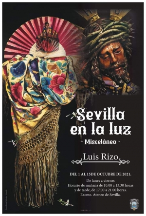 """Exposición """"Sevilla en la luz"""""""