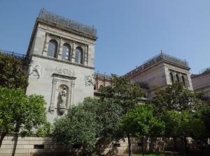 11 Pabellón de Bellas Artes