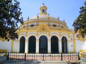 19 Pabellón de Sevilla