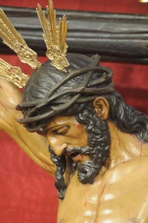02 Santísimo Cristo de la Sagrada Lanzada