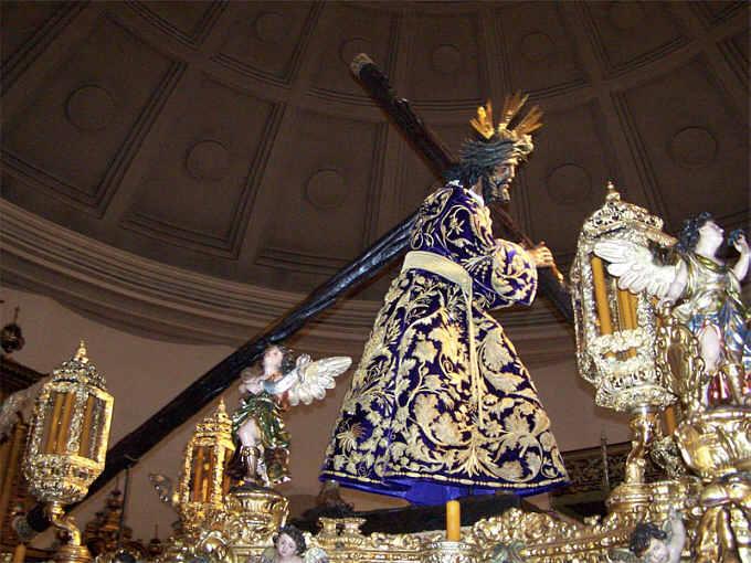 El Senor Del Gran Poder Patrimonio De Sevilla