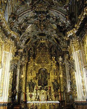07 Capilla sacramental de la Iglesia de Santa Catalina