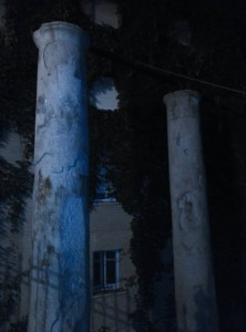 02 Columnas romanas de la calle Mármoles