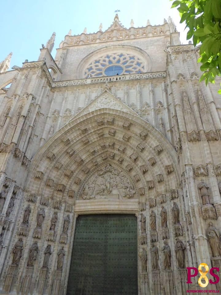 Recorrido por las puertas de la catedral de sevilla - Puertas uniarte sevilla ...