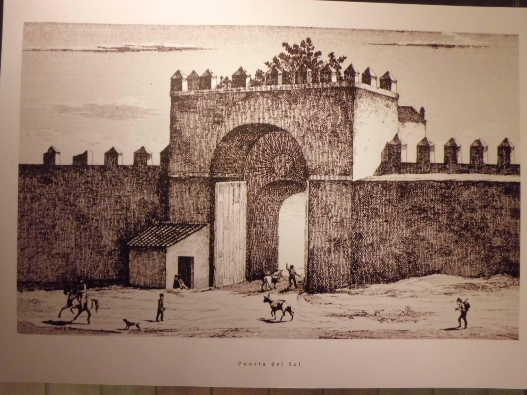 Exposici n sobre las antiguas puertas de sevilla for Villa puerta del sol